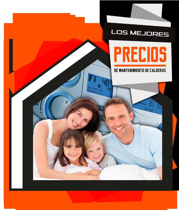 contratos de mantenimiento de calderas en San Sebastian de los Reyes Urgentes