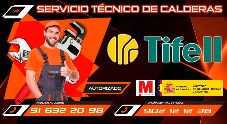 Servicio Tecnico Tifell San Sebastian de los Reyes