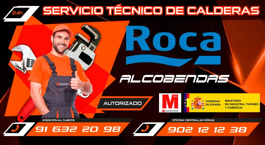 Servicio Técnico Calderas Roca en Alcobendas