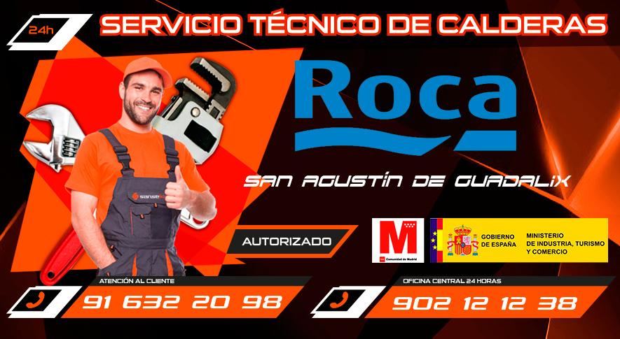 Servicio Técnico Calderas Roca en San Agustín de Guadalix