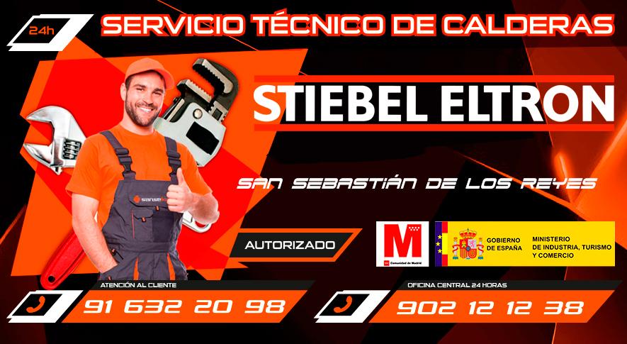 servicio técnico Stiebel Eltron en San Sebastián de los Reyes